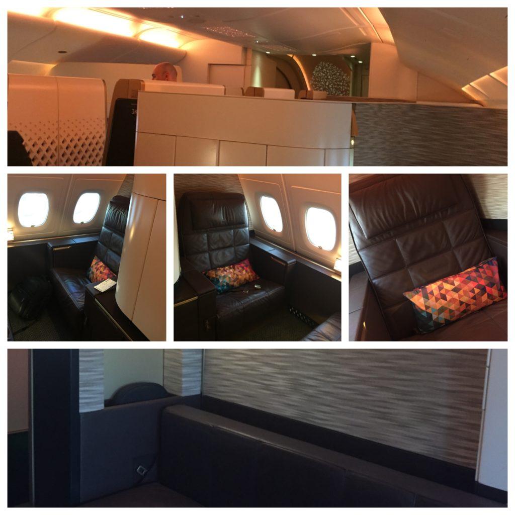 Etihad A380 1
