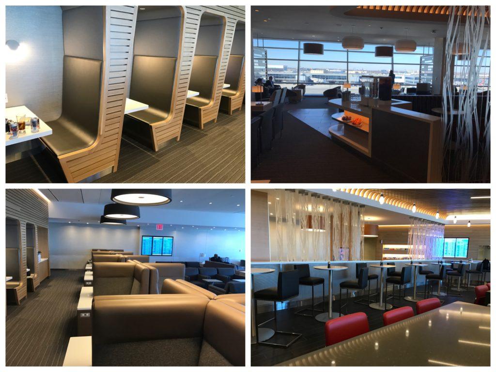 AA First Class Lounge JFK 1