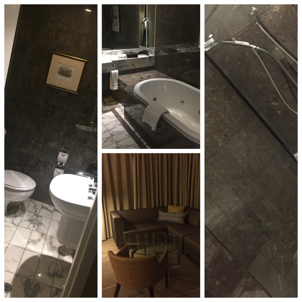 Grand Hyatt Melbourne Bathroom