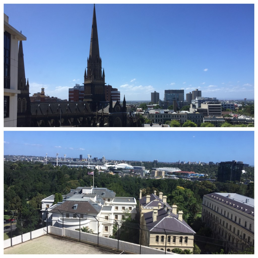 Collage_Fotor Park Hyatt Melbourne Views