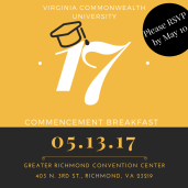 Commencement Breakfast