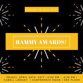 RAMMY AWARDS!