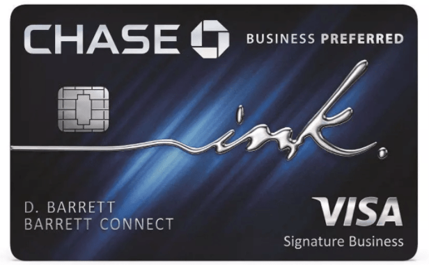 Earn 80,000 bonus points with the Chase Ink Business Preferred Card