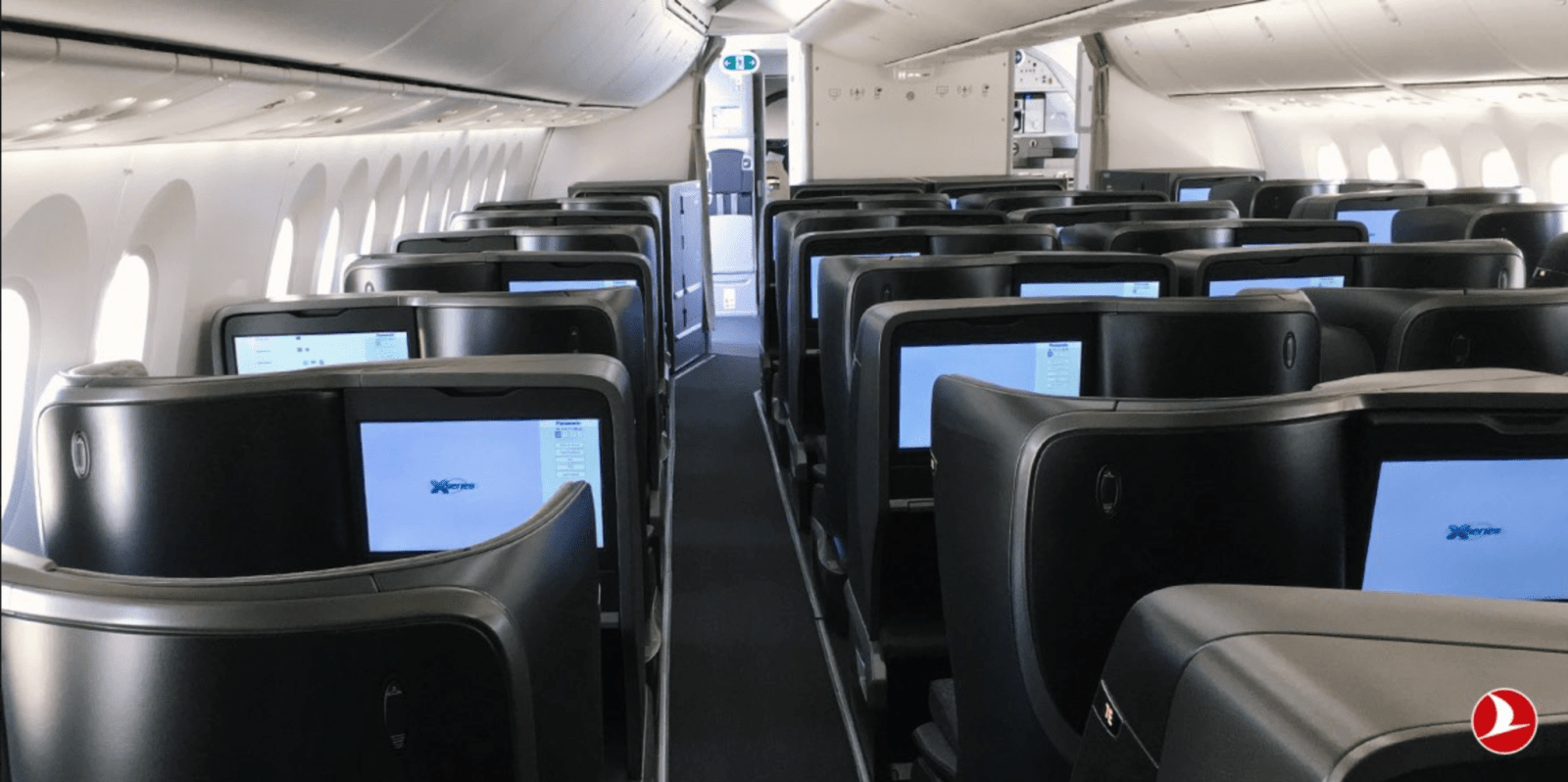 Fly to Europe in Business Class