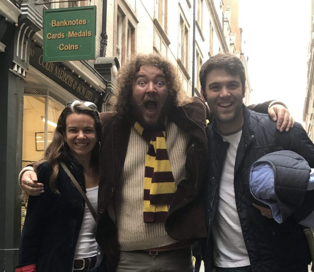 On the Muggle Tour London