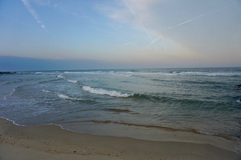 Jersey Shore car free getaways from nyc