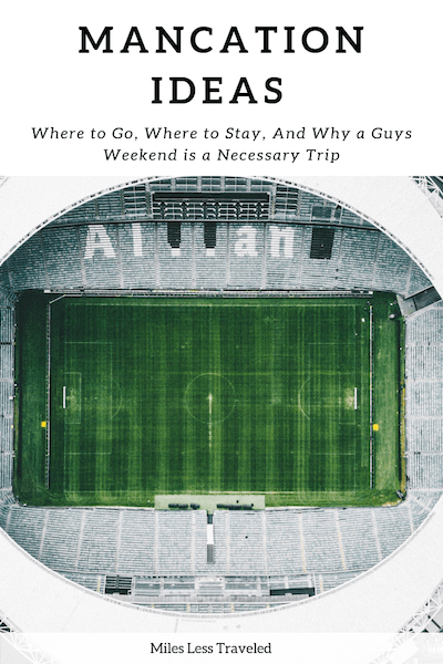 Soccer Stadium overhead picture