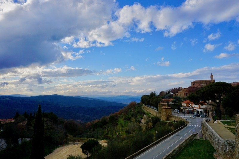 Romantic Seven Day Tuscany Road Trip