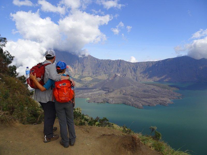 Mt Rinjani Long Term Travel Packing List