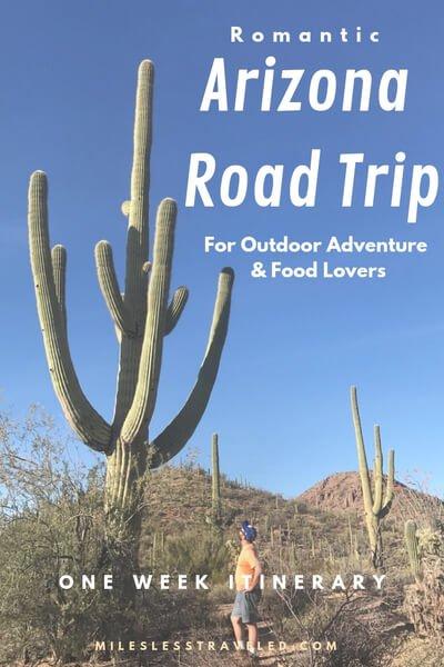 Romantic Arizona Road Trip