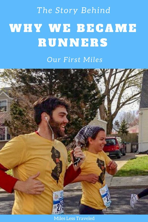 Why We Became Runners