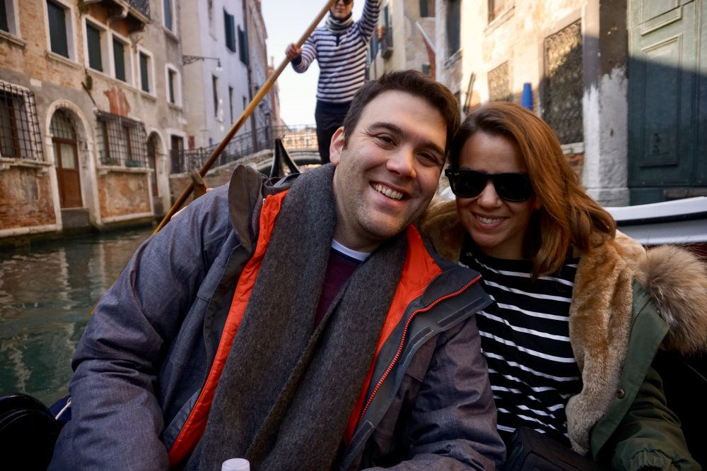 Canals, Hot Wine, Gondolas, and History | Finally Finding Venice in Winter