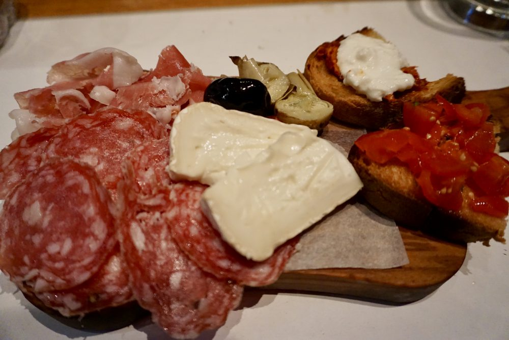 Food Travel Italy Salami