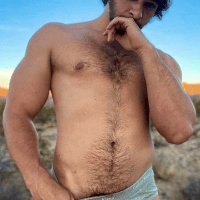 Billy lost his girl & his job and was damn broke. I offered him $50 & a 12 pack to model. The cocksucker's worth every penny.