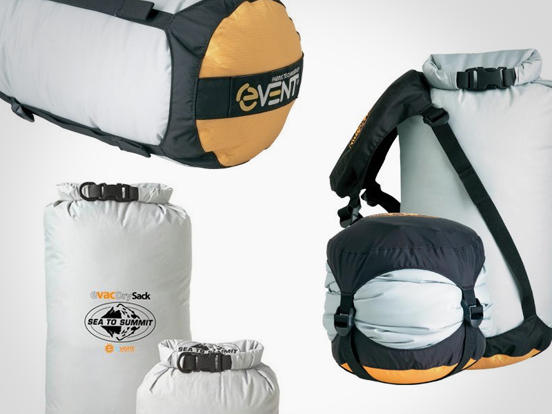 Sea to Summit eVent Dry Bags