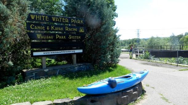 Wausau Whitewater Park