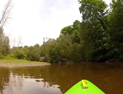 Milwaukee River Video