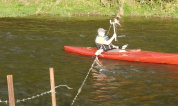 The Y-er - A DIY river wire bypass tool for paddlers