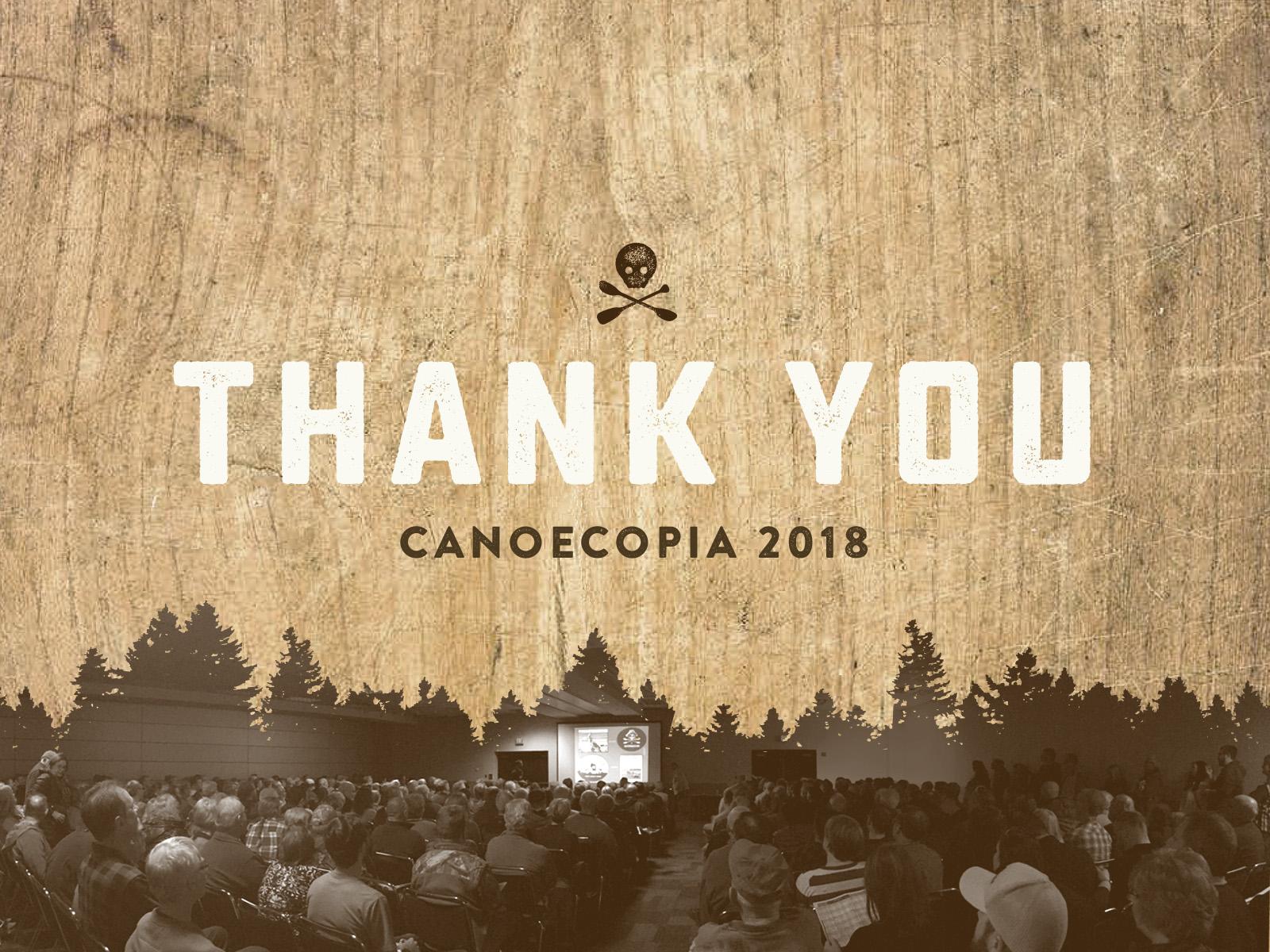 Canoecopia 2018