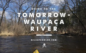 Tomorrow-Waupaca River