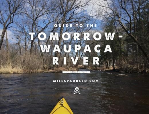 Tomorrow-Waupaca River