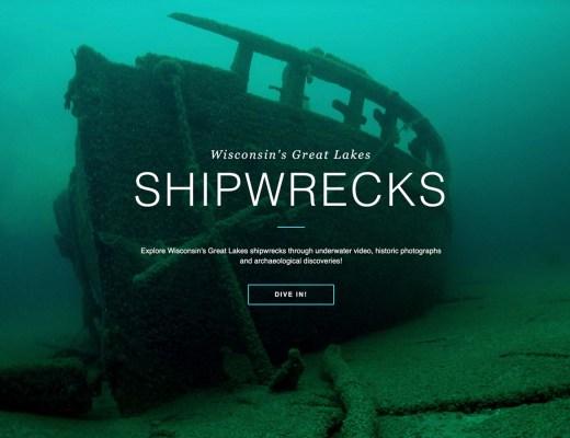 Wisconsin Shipwrecks