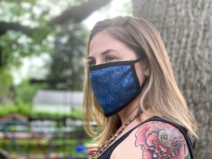 Miles Paddled Face Masks