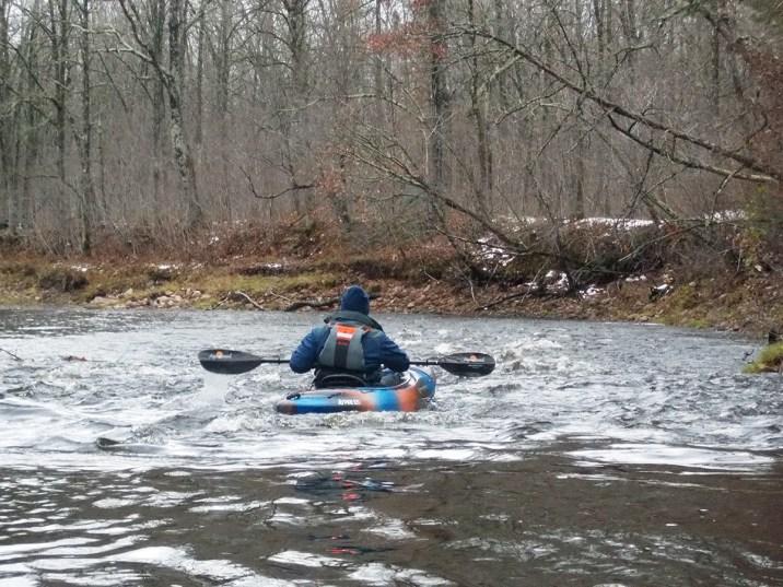 Eau Claire River North Fork