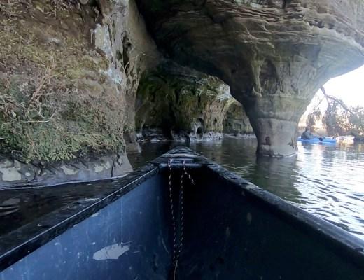 Kickapoo River Video