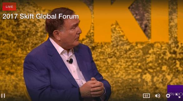 Skift Global Forum livestream