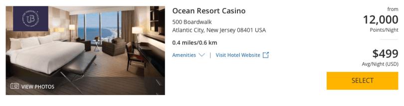 Hyatt Atlantic City Unbound Ocean AC