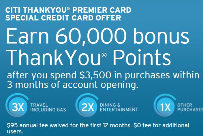 Fantastic New 60K ThankYou Premier Bonus & Why The Card Is