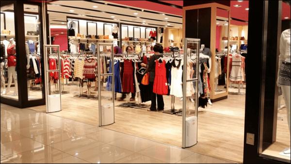 Milestone Anti-Shoplifting