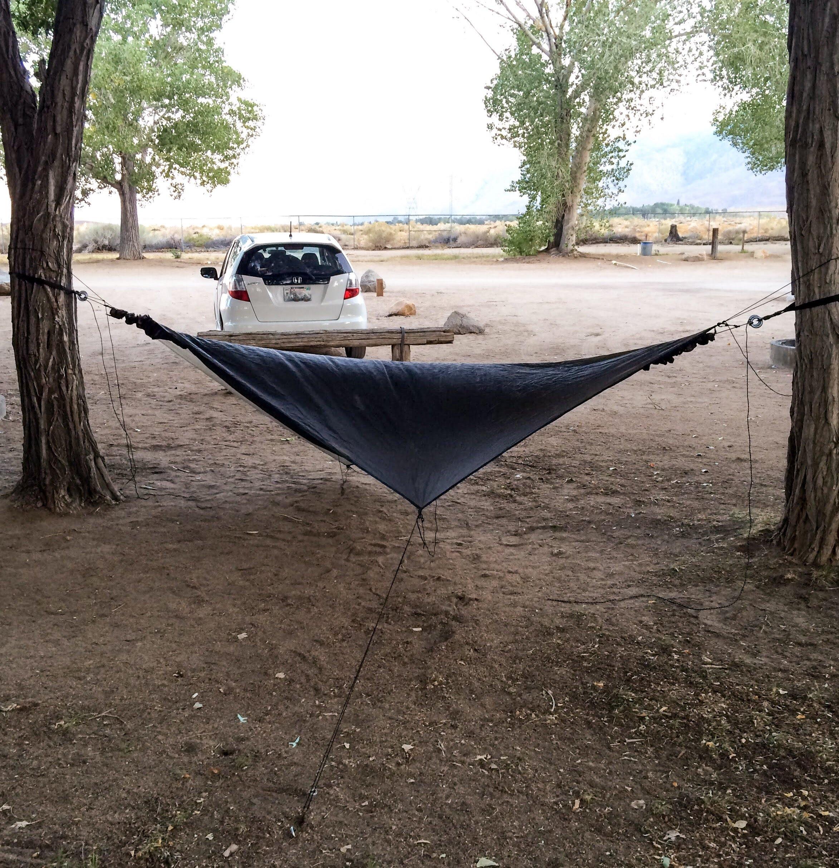 Why I Stopped Hammock Camping