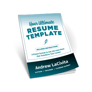 How To Build The Ultimate Professional Resume By Andrew Lacivita