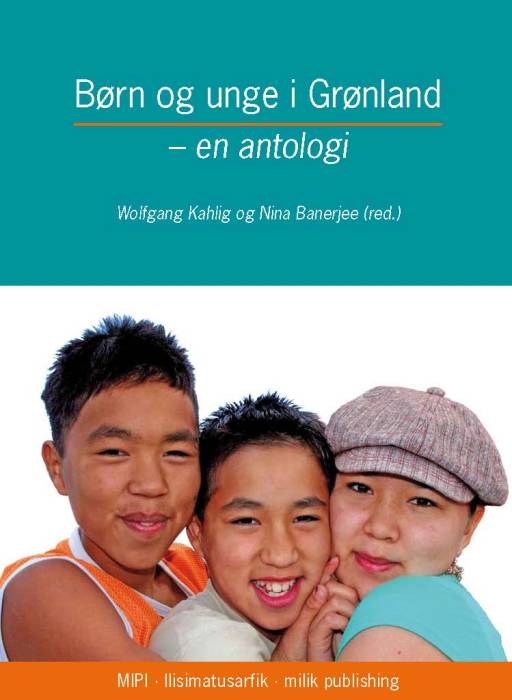 Antologi, grønland, greenland, milik publishing