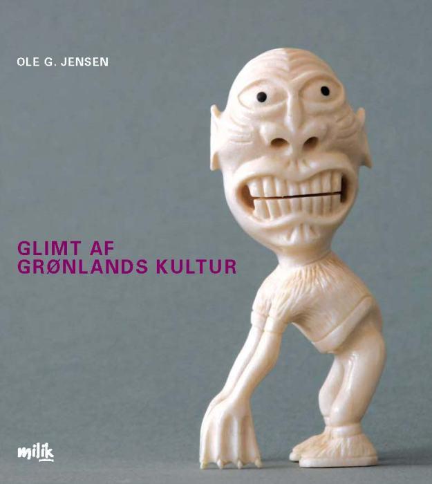 Kultur, turisme, bog, grønland, greenland, milik
