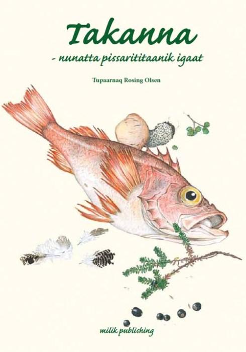 Mad, kogebog, grønland, milik publishing