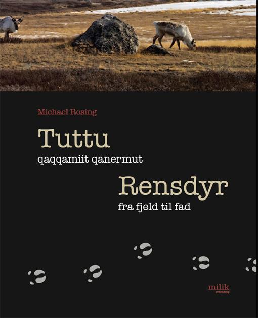 rensdyr, kogebog, grønland, greenland, milik