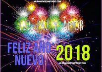 25 Diseños de imágenes de año nuevo 2018