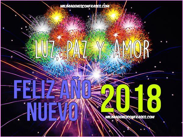imagenes feliz ano nuevo 2018