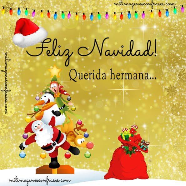imagenes tarjetas navidad para la familia