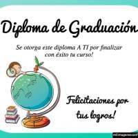 Imágenes con diplomas de graduación para descargar gratis