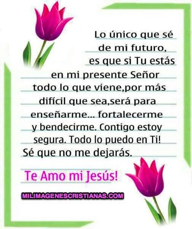 Imagenes cristianas te amo mi jesus