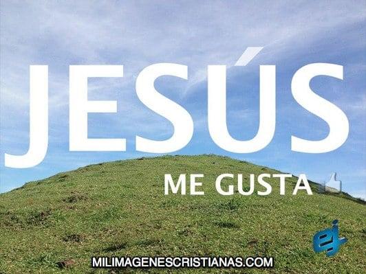 JESUS ME GUSTA