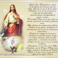 Imágenes cristianas: Oración para pedir salud