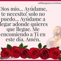 Imágenes de Dios te necesito