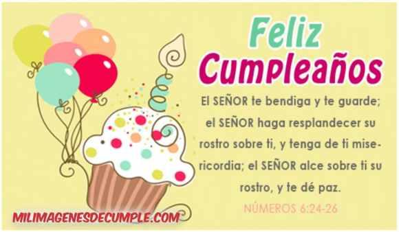 imágenes de cumpleaños que dios te bendiga