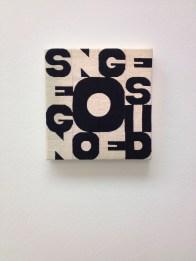 Segno e Disegno, 1978, Alighiero e Boetti