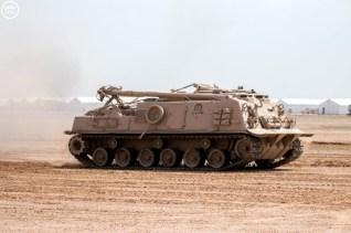 "A Royal Saudi Land Force M88A1 during ""Northern Thunder"""